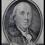 Ben Franklin Art Print