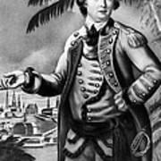 Benedict Arnold 1741-1801, American Art Print by Everett