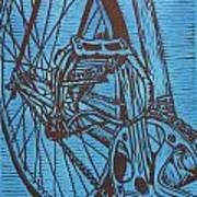 Bike 3 Art Print