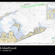 Block Island Sound Art Print