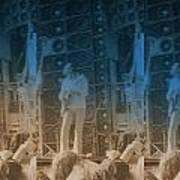 Bob Weir Grateful Dead 74 Dsm Ia Art Print