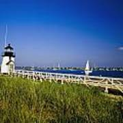Brant Point Lighthouse Art Print