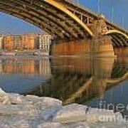 Bridge Print by Odon Czintos