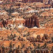 Bryce Canyon Art Print