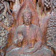 Buddha Image  Art Print