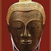 Buddha's Pleasure Art Print by Allan Rufus