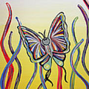 Butterfly Dream Art Print