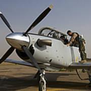 Camp Speicher, Iraq - U.s. Air Force Art Print
