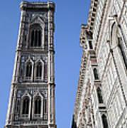 Campanile Florence Art Print