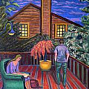 Cape Cod Evenings Art Print