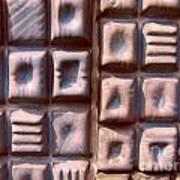 Ceramic Tiles Art Print