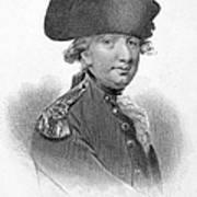 Charles Cornwallis Art Print