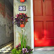 Charleston Home Series Print by Wendy Mogul