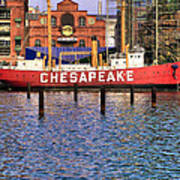 Chesapeake Art Print