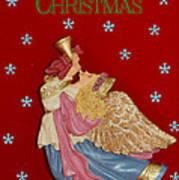 Christmas Angel Art Print by Aimee L Maher Photography and Art Visit ALMGallerydotcom