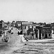 Civil War: Atlanta Art Print