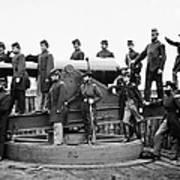 Civil War: Officers, 1865 Art Print