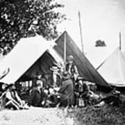 Civil War: Signal Corps Art Print