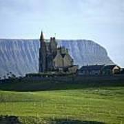 Classiebawn Castle, Mullaghmore, Co Art Print