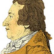 Claude-louis Berthollet, French Chemist Art Print