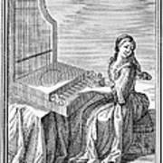 Clavicytherium, 1723 Art Print
