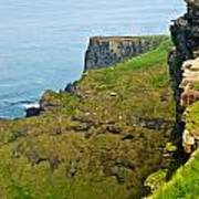 Cliff Of Moher 16 Art Print