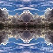Cloud's Illusions Art Print