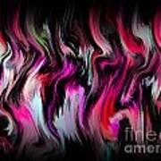 Color Expression Art Print