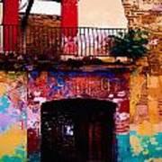 Colors Of Oaxaca Art Print