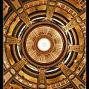 Colvmbarivm Dome Art Print