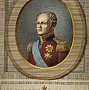 Czar Alexander I Of Russia Art Print