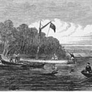 David Livingstone (1813-1873) Art Print by Granger