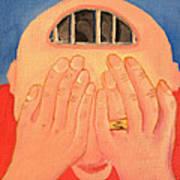 Depression Print by Darren Stein