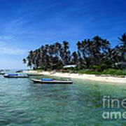 Derawan Island Art Print