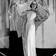 Dolores Del Rio, Ca. 1930s Art Print by Everett