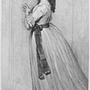 Dorothy Bland Jordan Art Print by Granger