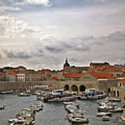 Dubrovnik View 5 Art Print