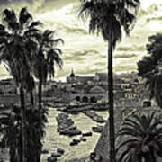 Dubrovnik View 7 Art Print