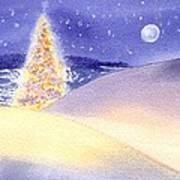 Dune Noel Art Print