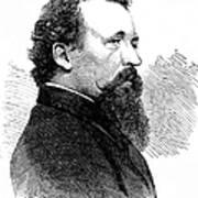 Eastman Johnson (1824-1906) Art Print