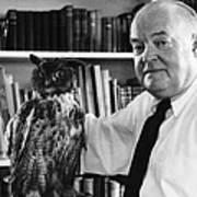Edmund Wilson (1895-1972) Art Print
