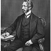 Edward Bulwer Lytton Art Print
