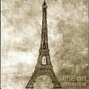 Eiffel Tower. Paris Art Print