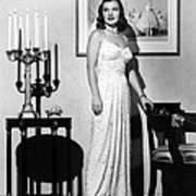 Ella Raines, 1946 Art Print