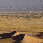Erg Chigaga, Sahara Desert, Morocco, Africa Art Print
