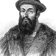 Ferdinand Magellan Art Print