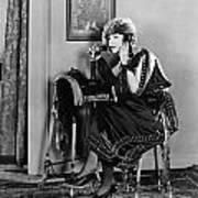 Film Still: Telephones Art Print