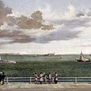Fort Sumter, 1861 Art Print