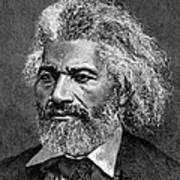 Frederick Douglass Ca. 1817-1895 Art Print