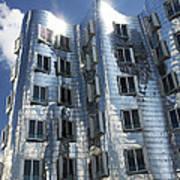 Gehry's Der Neue Zollhof Buildings Art Print